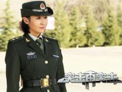 """《突击再突击》女主角""""林雨青""""扮演者高艺丹演技大获好评"""