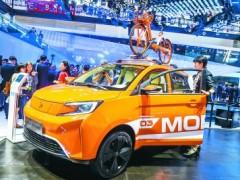 北京车展:互联网造车抢风头